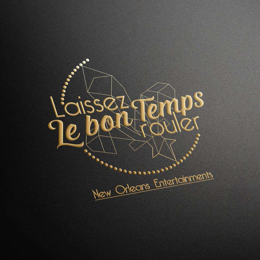Création du logo Laissez Le Bon Temps Rouler