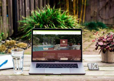 Refonte et création du site web de Paysalis, paysagiste en Vendée
