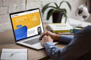 Création du site internet Folotech, spécialiste supply chain et logistique